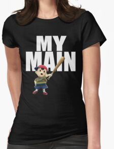 My Main - Ness Womens Fitted T-Shirt