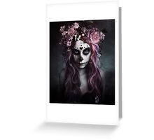 Dia de Muertos Greeting Card