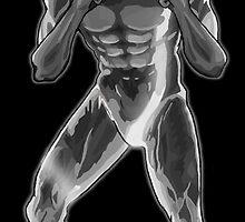 Eren Titan Form by weebqueentrash