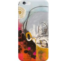 You Look At Me & I Look At You. iPhone Case/Skin