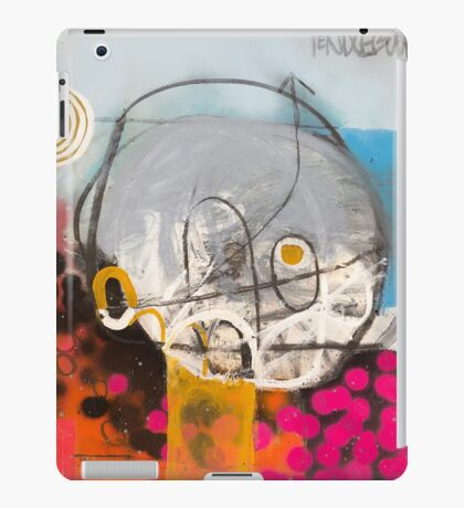 You Look At Me & I Look At You. iPad Case/Skin