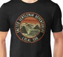 United Gentleman Adventurers Unisex T-Shirt