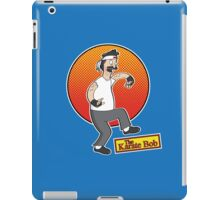 The Karate Bob iPad Case/Skin
