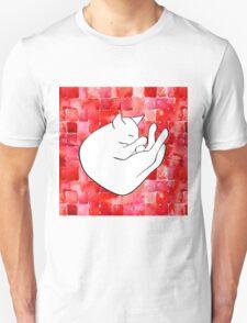 Snoozing cat T-Shirt