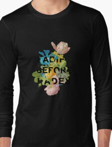 Ladies Before Hades Long Sleeve T-Shirt