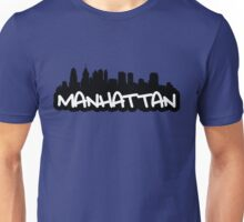 Manhattan NYC Unisex T-Shirt