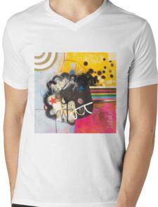 Look To The Rainbow #3. Mens V-Neck T-Shirt