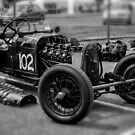 1926 GN Parker by Adrian Evans