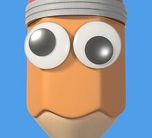 Googly-Eyed Pencil by browntimmy