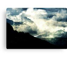 Earth, Ocean, Air, Beloved Brotherhood. Canvas Print
