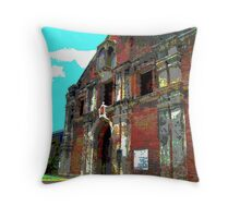 Saint Mary Magdalene Church Throw Pillow