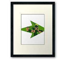 Artemis - Young Justice Framed Print