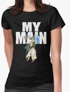 My Main - Palutena Womens Fitted T-Shirt