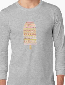 Pink & Yellow Pop Long Sleeve T-Shirt