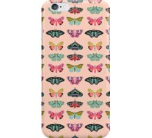 Lepidoptery No. 1 by Andrea Lauren  iPhone Case/Skin