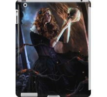 Black Widow Cordelia iPad Case/Skin