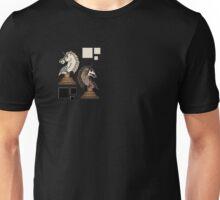 Black & White Unisex T-Shirt