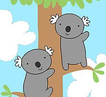 Let's Climb Trees  by zoel