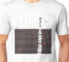the last of the leaves Unisex T-Shirt