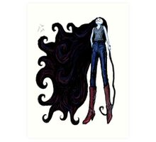 """Marceline in Jeans, 2014"" Art Print"