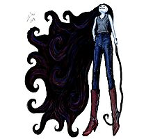 """Marceline in Jeans, 2014"" Photographic Print"