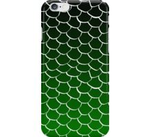 Green and Black Scales iPhone Case/Skin