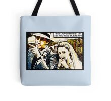 Mr and Mrs Pleasant, 2014 Tote Bag