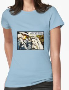 Mr and Mrs Pleasant, 2014 Womens Fitted T-Shirt