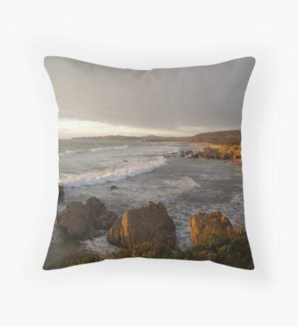 Early Morning at Dalmeny- Australia Throw Pillow