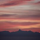 Adam's Peak at Sunrise by Rommel Andrew Henricus