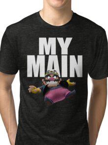 My Main - Wario Tri-blend T-Shirt