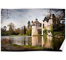 Scotney Castle: Kent, England, UK. Poster