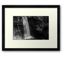 Glencar Waterfall , Co Leitrim Framed Print