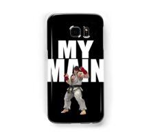 My Main - Ryu Samsung Galaxy Case/Skin
