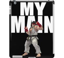 My Main - Ryu iPad Case/Skin