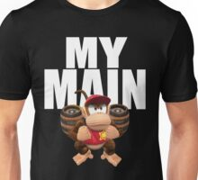 My Main - Diddy Kong Unisex T-Shirt