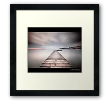 West Kirby III Framed Print