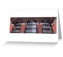 Grand Central Station NYC Greeting Card