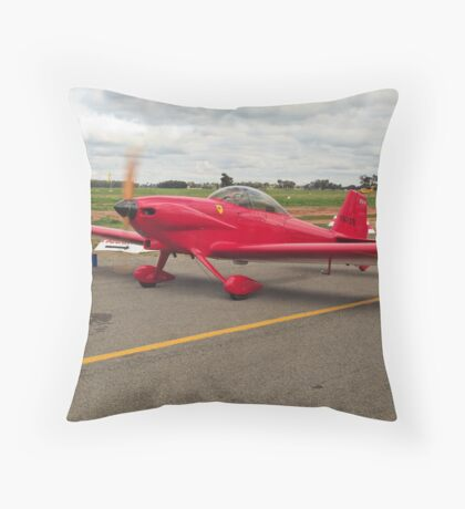 RV4 Departing Throw Pillow