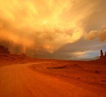 Where it never rains by FreshZebra