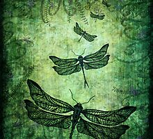 Fly, Fly Away - Version 3 by Sybille Sterk