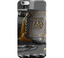 Photography book iPhone Case/Skin