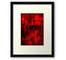 she was way more than ten cents a dance Framed Print