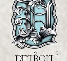 French Detroit by Elena Maria