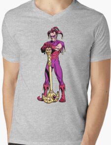 De Sceptre Mens V-Neck T-Shirt