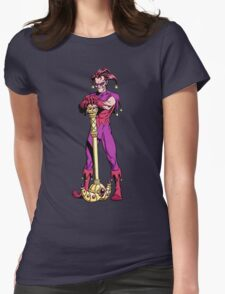 De Sceptre Womens Fitted T-Shirt