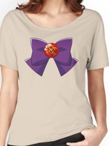 Sailor Mars Bow Women's Relaxed Fit T-Shirt