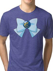 Sailor Mercury Bow Tri-blend T-Shirt
