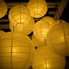 lanterns 2 by Bruce  Dickson