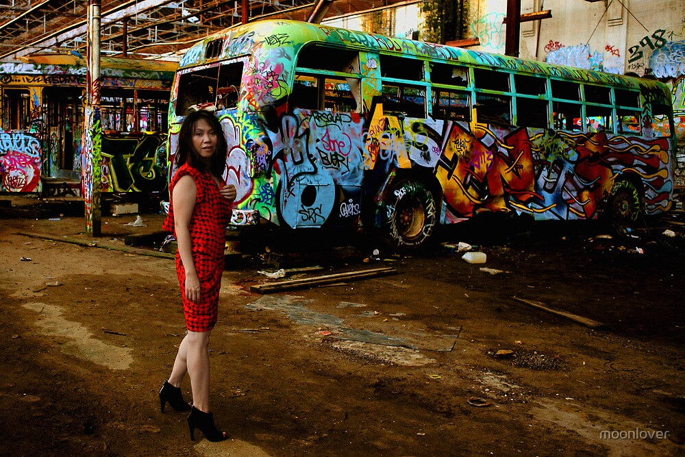 Sydney's Derelict Buses by moonlover